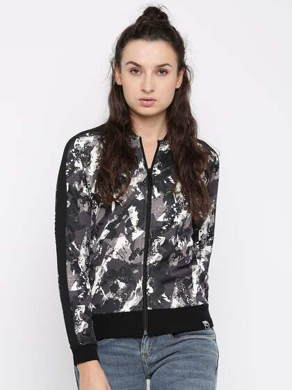 finest selection 9b364 b67e6 Puma. Women Printed Sporty Jacket. Sizes  XS ...