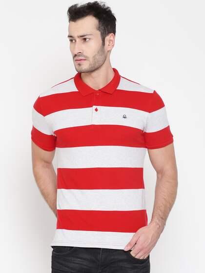 e0a686bb9 T-Shirts - Buy TShirt For Men, Women & Kids Online in India   Myntra