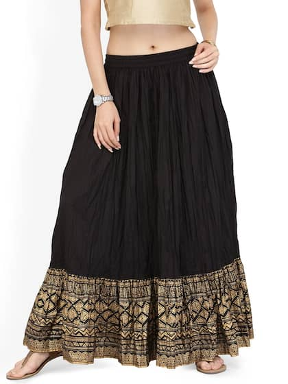 a2129d00cc Varanga Skirts - Buy Varanga Skirts online in India
