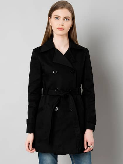 b4f499d421df Coats for Women - Buy Women Coats Online in India