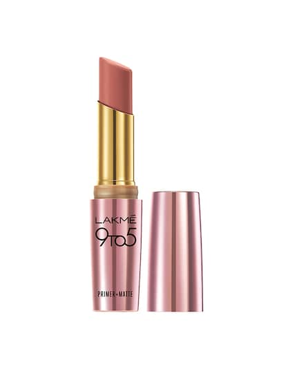 09867a29d0 Lakme Lipstick - Shop Lakme Lipsticks Online At Best Price| Myntra