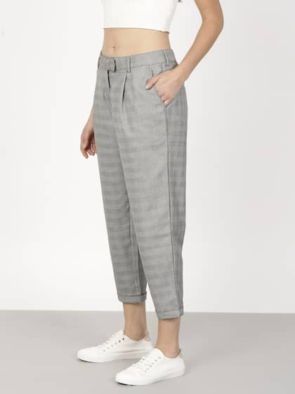Women s Trousers - Shop Online for Ladies Pants   Trousers in India ... d5b4eeb8304