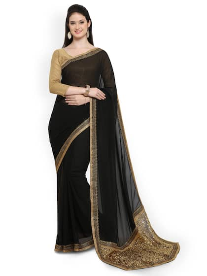 dbd327bdfd33c Heavy Work Sarees - Bridal Wear