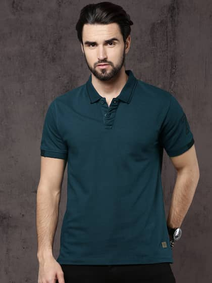 86100a68e Collar T-shirts - Buy Collared T-shirts Online