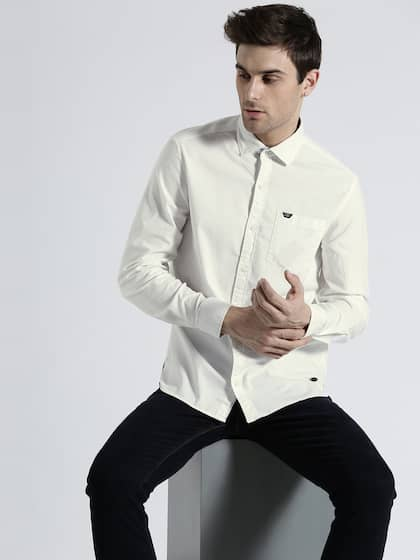 052fb6ac17d9 Casual Shirts for Men - Buy Men Casual Shirt Online in India