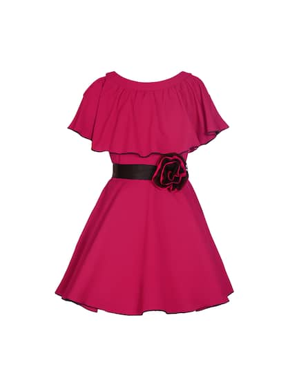 0a506c7f9d52 Girls Dresses - Buy Frocks & Gowns for Girls Online | Myntra