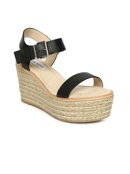 686f195dca2 Steve Madden Wedge Shoes - Buy Steve Madden Wedge Shoes online in India
