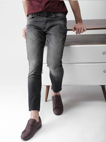 Tapered Jeans - Buy Tapered Jeans Online in India 2c214be1d