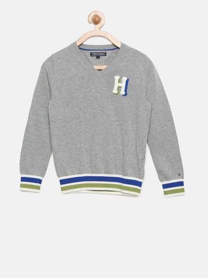67abd0eb78136 Tommy Hilfiger V Neck Sweaters - Buy Tommy Hilfiger V Neck Sweaters ...