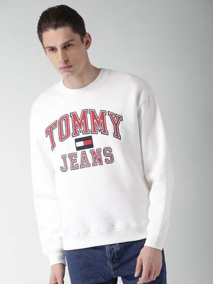 23e3aa8e3c7c Tommy Hilfiger Sweatshirts - Buy Tommy Hilfiger Sweatshirts online ...