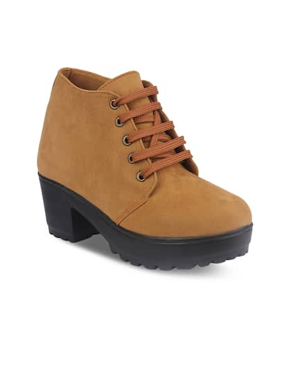 Womens Boots - Buy Boots for Women Online in India  51f906ce7