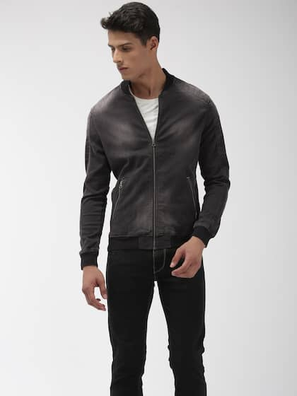6106cec94 The Flying Machine Jackets - Buy The Flying Machine Jackets online ...