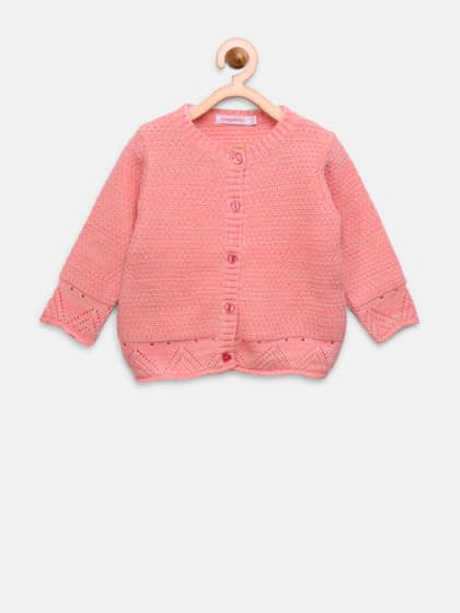b42740dc48dc Girl s Sweaters - Buy Sweaters for Girls Online in India