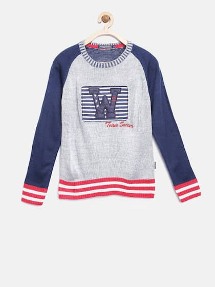 b4347b5c6 Boys Sweaters- Buy Sweaters for Boys online in India