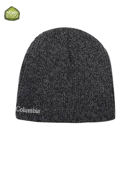 df7694550c8 Columbia Unisex Black   Grey Whirlibird Watch Outdoor Winter Beanie