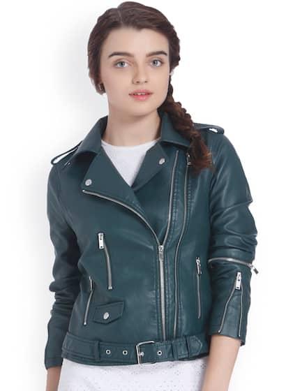 ff6f7bee166d43 Vero Moda Jacket - Buy Trendy Vero Moda Jackets Online | Myntra