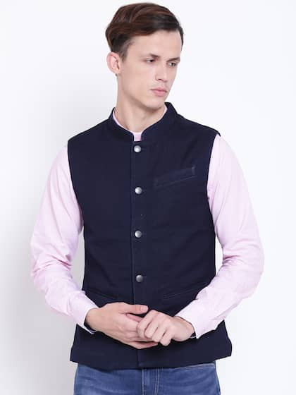 e4e0cc1f9bf5 United Colors Of United Colors Of Benetton Nehru Jackets - Buy ...