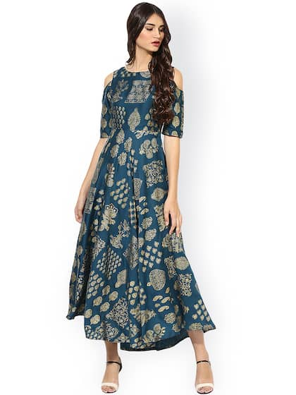Women Silk Dress