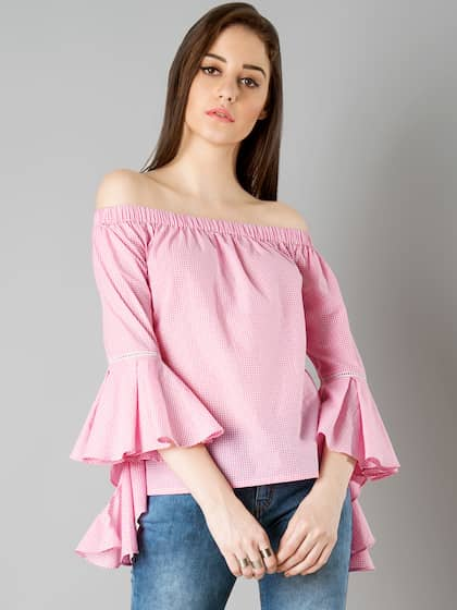 fcb1591a56ff0 Faballey Off Shoulder Tops - Buy Faballey Off Shoulder Tops online ...