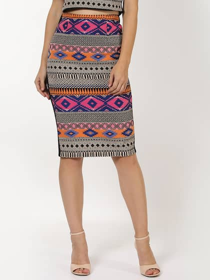 f526b02d68c Pencil Skirt - Buy Pencil Skirt online in India