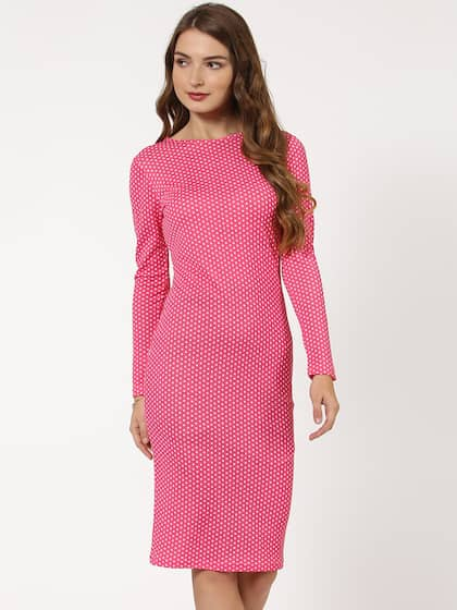 Polka Dots Dresses - Buy Polka Dots Dresses online in India - Myntra 51330aa55