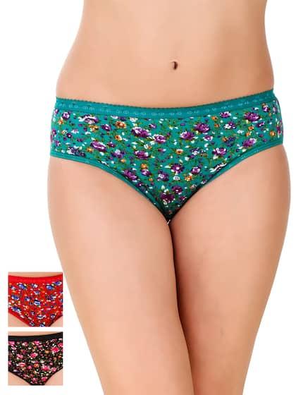 e944cbf75 Panties - Buy Underwear   Panties for Women Online in India - Myntra