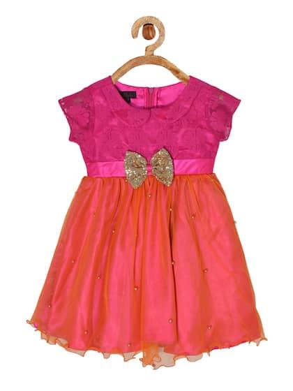 6d6fce54d4 Dresses For Kids - Buy Kids Dresses online in India