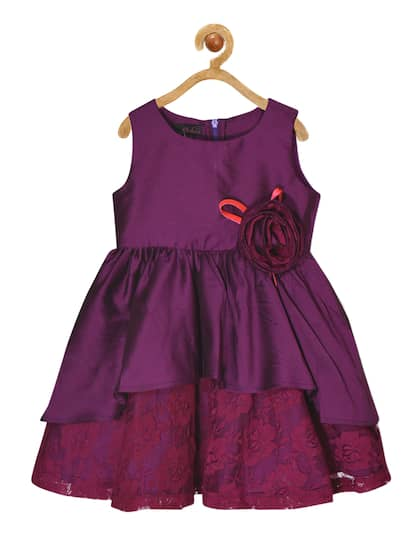 c3d391dbb Purple Dresses - Buy Purple Dresses online in India