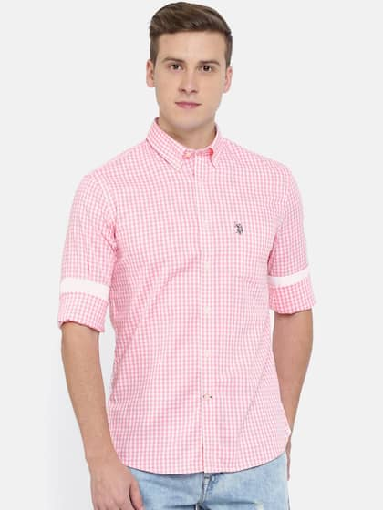 1cc2d392 US Polo Assn Shirts - Buy US Polo Assn Shirt Online | Myntra