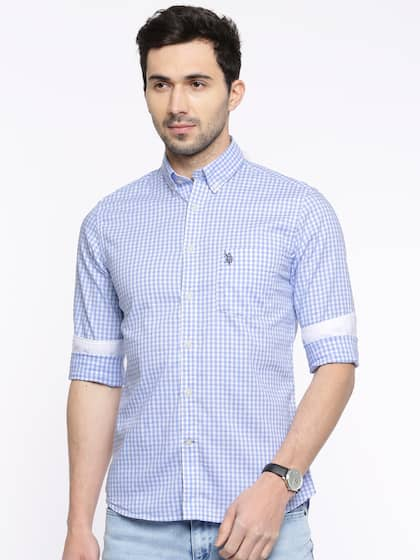 cfe1e583 US Polo Assn Shirts - Buy US Polo Assn Shirt Online | Myntra