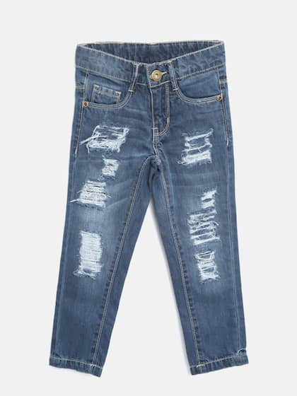 f1bf060ff Boy's Jeans - Buy Jeans for Boys Online in India | Myntra