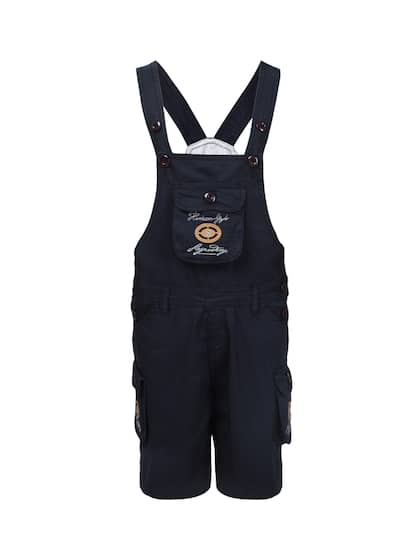 269396ff235 Boys Dungarees - Buy Boys Dungarees online in India