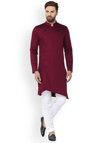 377546be1b5d97 Asymmetric Kurtas - Buy Asymmetric Kurtas online in India