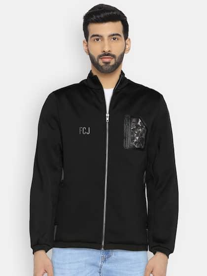 277f2243 Jackets - Buy Leather Jackets, Denim Jackets for Men & Women - Myntra