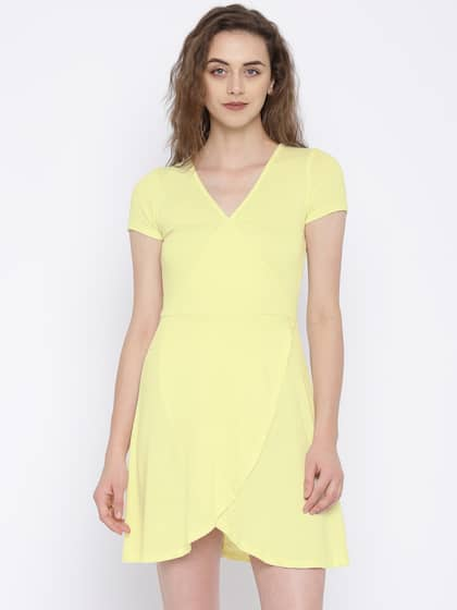 492f1563b33 Forever 21 Yellow Dresses - Buy Forever 21 Yellow Dresses online in ...