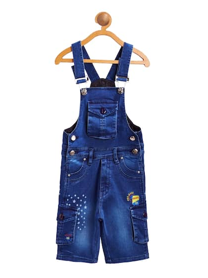 67fc3edfcfd9 Boys Shorts Dungarees - Buy Boys Shorts Dungarees online in India