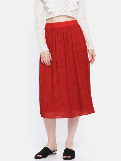 17dcdf9f124d3 Midi Skirts - Buy Midi Skirts online in India