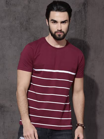 f957c1c4fc Men T-shirts - Buy T-shirt for Men Online in India | Myntra