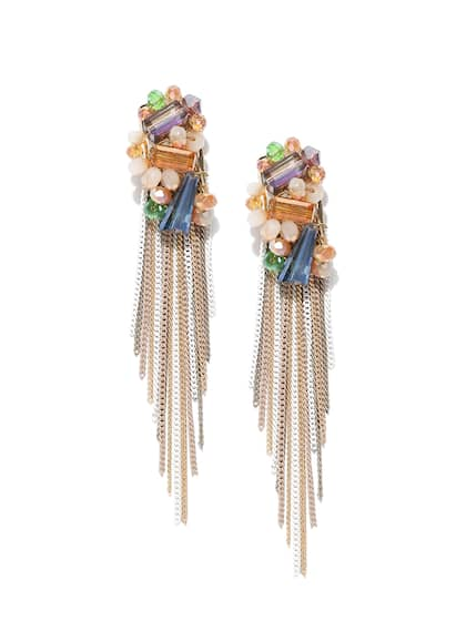 f002feda0 Tassel Earrings - Buy Tassel Earring For Women Online | Myntra