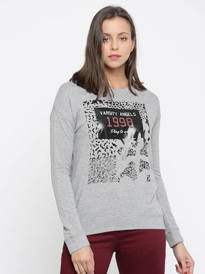 dc93f6e6d71 Sweatshirts for Women - Buy Ladies   Women s Sweatshirts Online