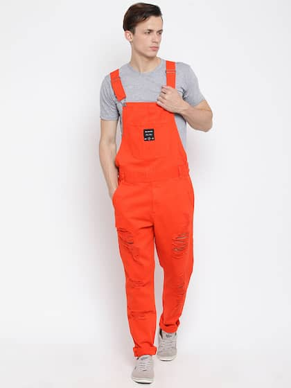 5ba32bf8dbe1 Dungarees - Buy Dungarees Dress for Women Online - Myntra