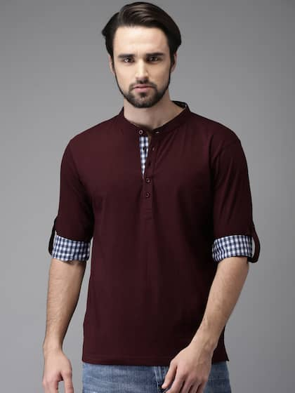 da090d143 T-Shirts - Buy TShirt For Men, Women & Kids Online in India | Myntra