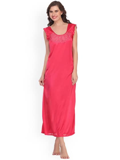 aad1c8e7585 Night Dresses - Buy Night Dress   Nighty for Women   Girls Online