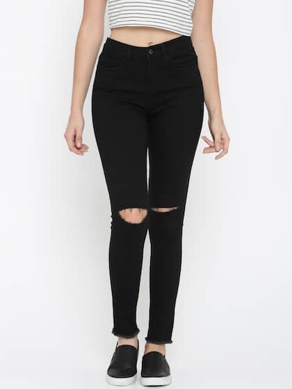 ac73d4bd21f27 High Waisted Jeans - Buy High Rise Jeans For Men & Women Online