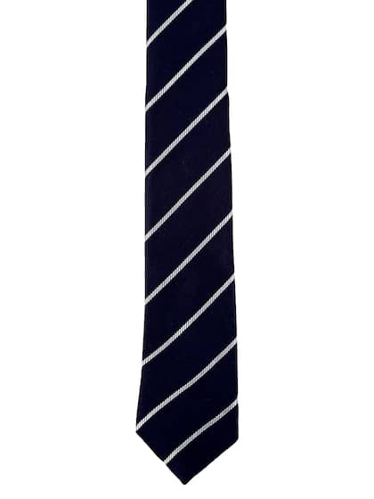 b8609a56c3fd Buy Tie & Bow Tie Online at Great Price - Myntra