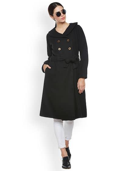 Coats for Women - Buy Women Coats Online in India   Myntra