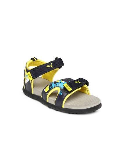 e1145adfa4d7 Puma Velcro Sandal - Buy Puma Velcro Sandal online in India