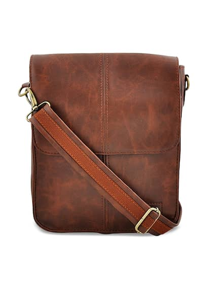 yelloe. Men Messenger Bag
