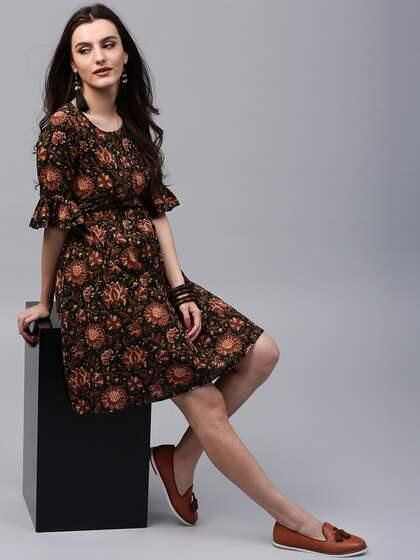 91e4c5597e Black Dress - Buy Black Dresses For Women in India