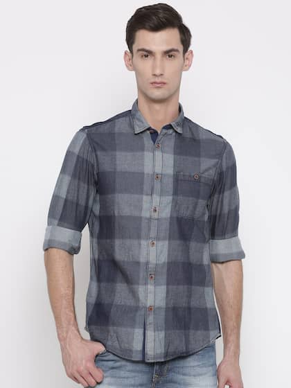 0a1dd64d2503 Casual Shirts for Men - Buy Men Casual Shirt Online in India